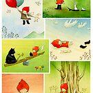 Custom Collage Sample Image by naokosstoop