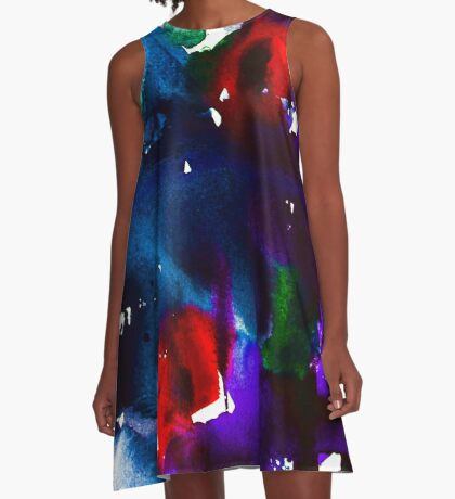 BAANTAL / Pollinate / Evolution #3 A-Line Dress
