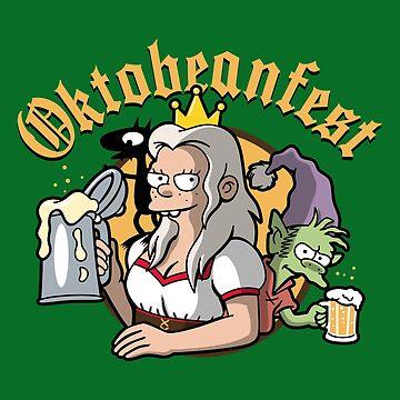 Oktobeanfest by BoggsNicolasArt