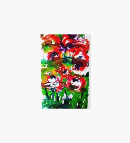 BAANTAL / Pollinate / Lust #2 Art Board Print