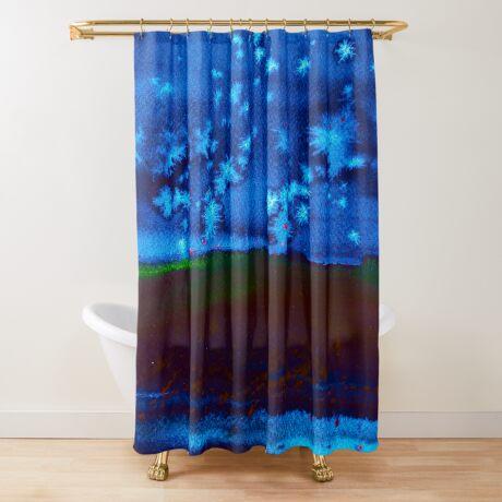 BAANTAL / Night Shower Curtain