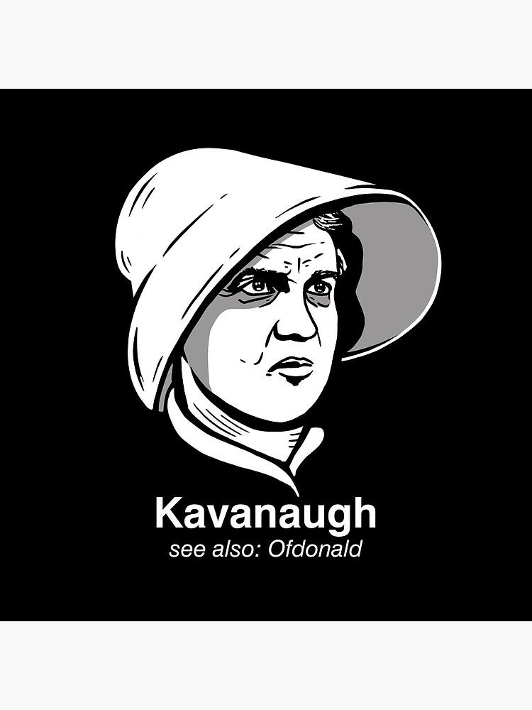 Brett Kavanaugh Protest, Magd von BootsBoots