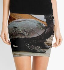 Dragon Turtle Mini Skirt