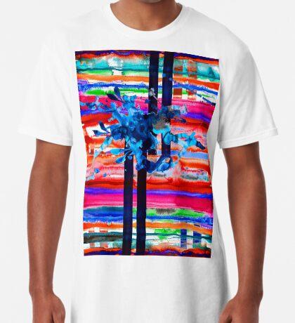 BAANTAL / Lines Long T-Shirt