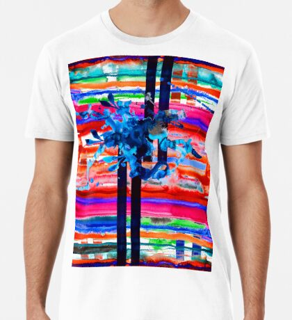 BAANTAL / Lines Premium T-Shirt