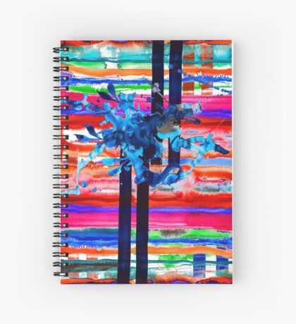 BAANTAL / Lines Spiral Notebook