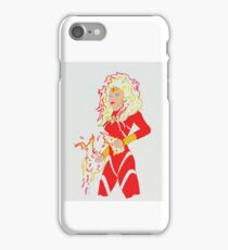DC Comics Wonder Storm iPhone Case/Skin