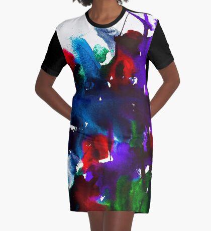 BAANTAL / Pollinate / Evolution #3 Graphic T-Shirt Dress