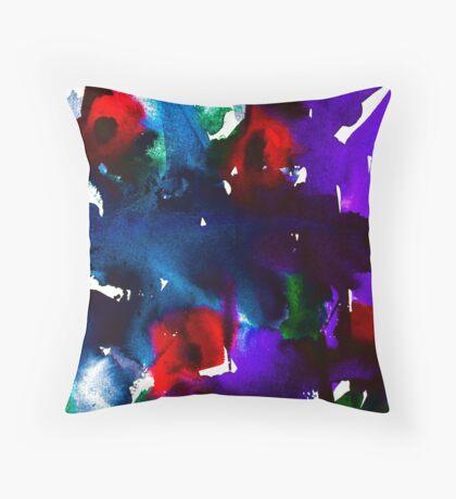 BAANTAL / Pollinate / Evolution #3 Throw Pillow