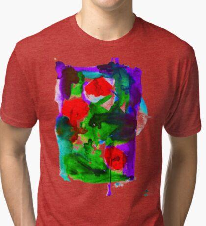 BAANTAL / Pollinate / Evolution #2 Tri-blend T-Shirt