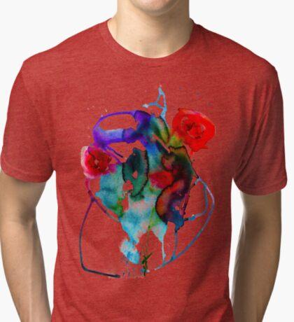 BAANTAL / Pollinate / Evolution Tri-blend T-Shirt