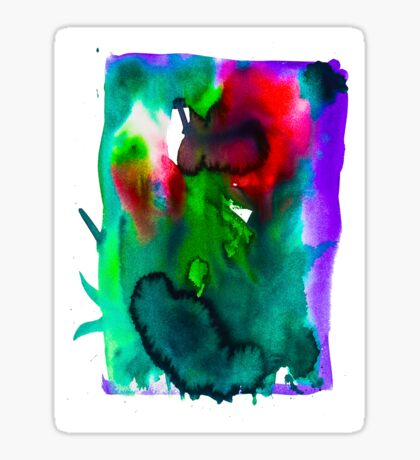 BAANTAL / Pollinate / Evolution #5 Glossy Sticker