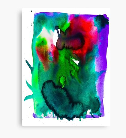 BAANTAL / Pollinate / Evolution #5 Canvas Print
