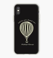 Modest Mouse Float on With Balloon iPhone Case