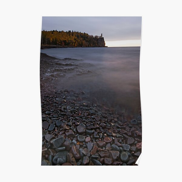 Split  Rock  Lighthouse, State Park. Poster