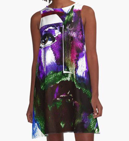 BAANTAL / Hominis / Faces #1 A-Line Dress