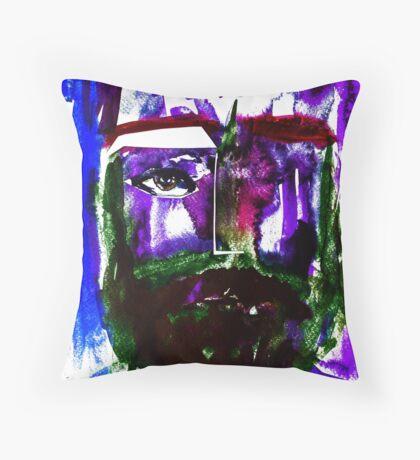 BAANTAL / Hominis / Faces #1 Throw Pillow