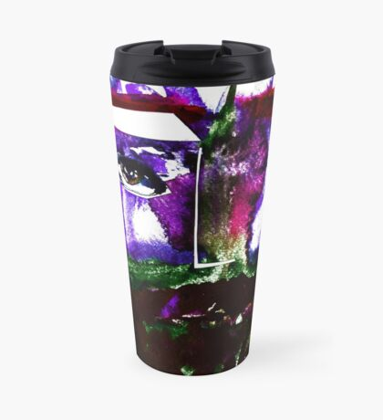 BAANTAL / Hominis / Faces #1 Travel Mug
