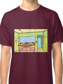 Bathroom Classic T-Shirt