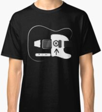 Grunge Guitar! Classic T-Shirt