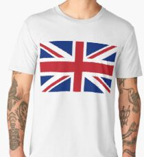Union Jack, Flag of the United Kingdom, Britain, British flag, Pure and Simple Men's Premium T-Shirt
