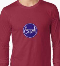 DISABLED PARAPLEGIA FRIEND TABLE T-Shirt