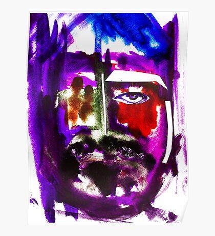 BAANTAL / Hominis / Faces #3 Poster