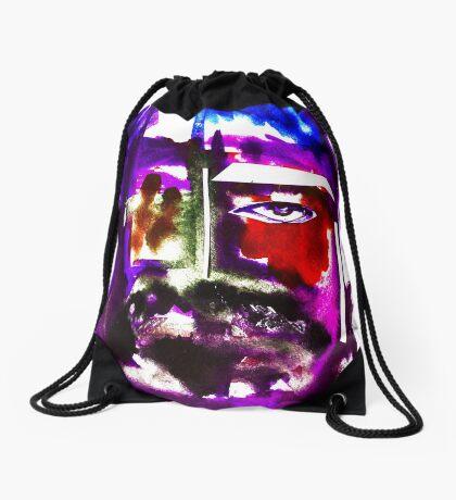 BAANTAL / Hominis / Faces #3 Drawstring Bag