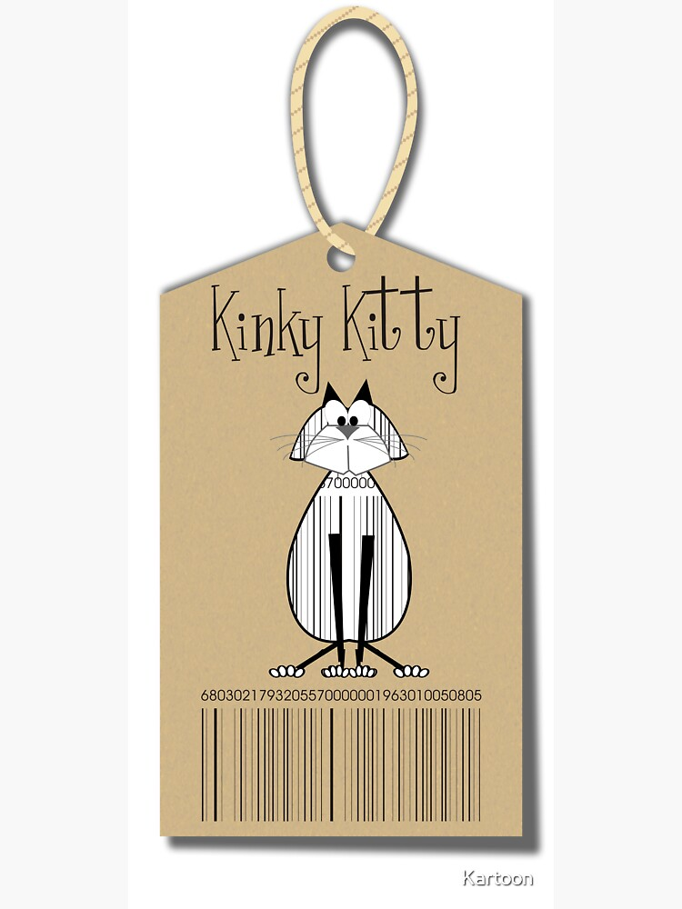 KINKY KITTY - Kinky Tag by Kartoon