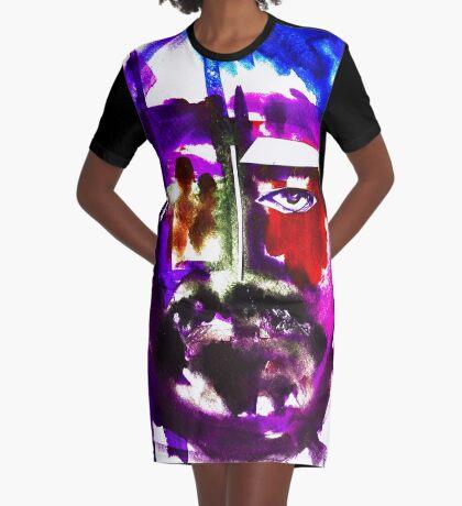 BAANTAL / Hominis / Faces #3 Graphic T-Shirt Dress