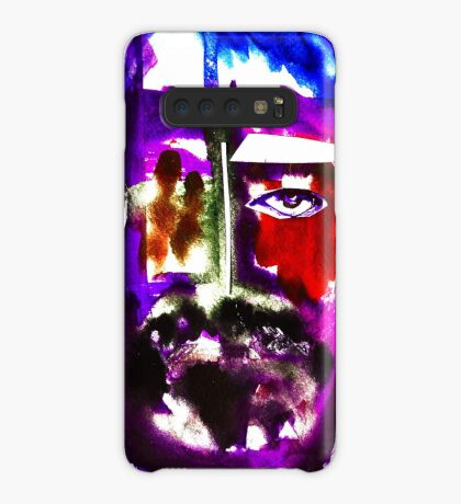 BAANTAL / Hominis / Faces #3 Case/Skin for Samsung Galaxy