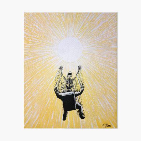 Sun God Art Board Print