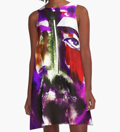 BAANTAL / Hominis / Faces #3 A-Line Dress