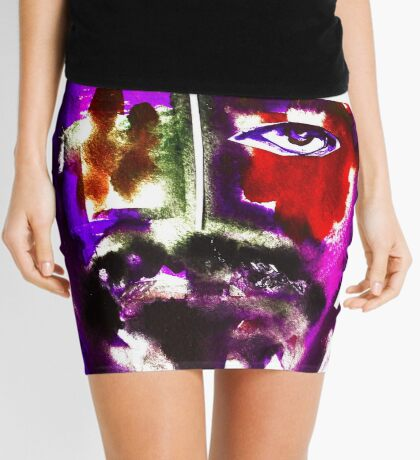 BAANTAL / Hominis / Faces #3 Mini Skirt