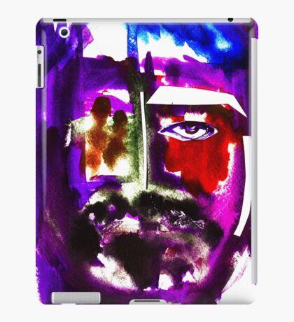 BAANTAL / Hominis / Faces #3 iPad Case/Skin