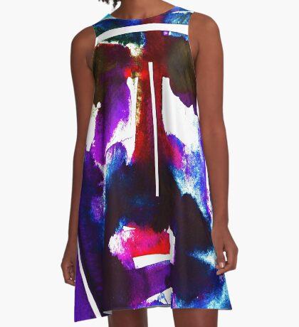 BAANTAL / Hominis / Faces #2 A-Line Dress