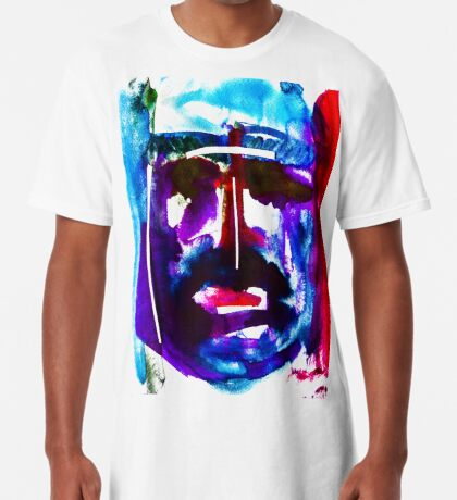 BAANTAL / Hominis / Faces #2 Long T-Shirt