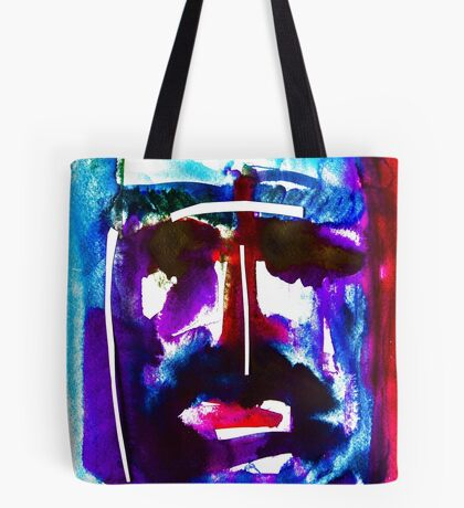 BAANTAL / Hominis / Faces #2 Tote Bag