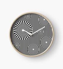 MOVING CIRCLES (BLACK) Reloj