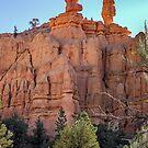 Red Canyon, Utah  by John  Kapusta