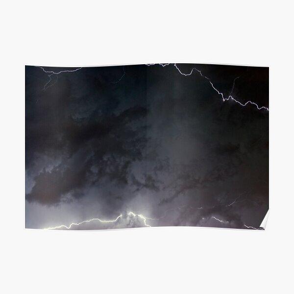 Lightning, Minnesota. Poster