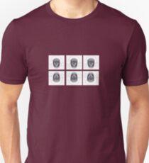 Mouths Unisex T-Shirt