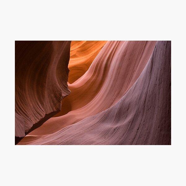 Antelope Canyon. Photographic Print