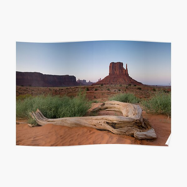 Monument Valley. Poster