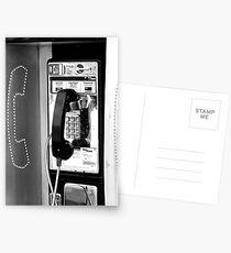 Telephone Postcards