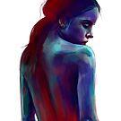 woman by eleyne