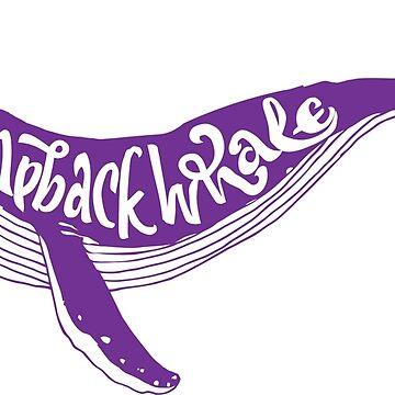 Phish - Ballena jorobada púrpura de AllyFlorida