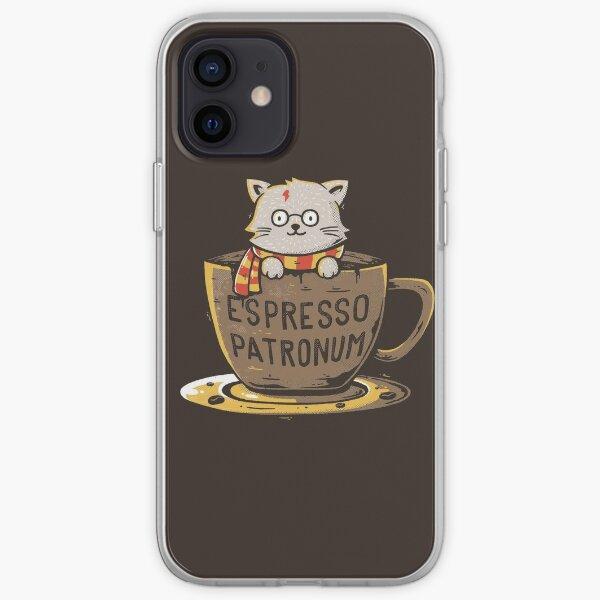 Espresso Patronum iPhone Soft Case