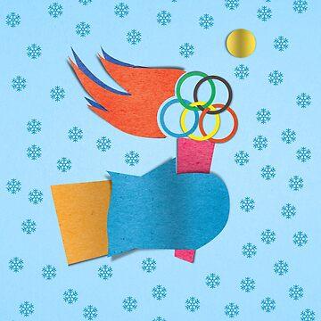 Winter Olympic  by EraserStudio