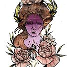 Erecura- Goddess of Minerals by Emjonesdesigns